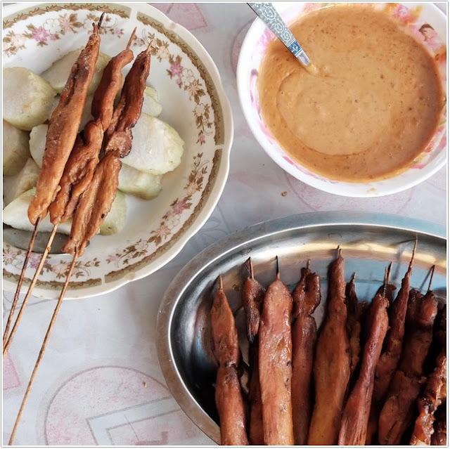 Sate Ayam Pak Tukri Sobikun;Top 10 Kuliner Ponorogo;