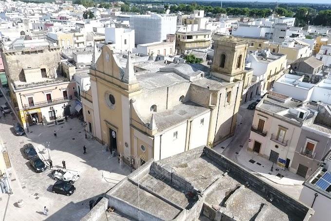 Covid: sindaco parroco e titolare bar multati a San Pietro Vernotico (Br)