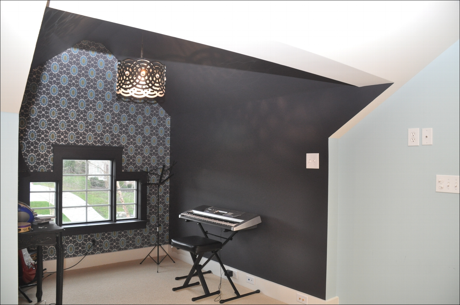 Benjamin Moore Black Jack 2133 20 Is A Matching Paint Color 3e3e3f To 373738 303031 Schemes