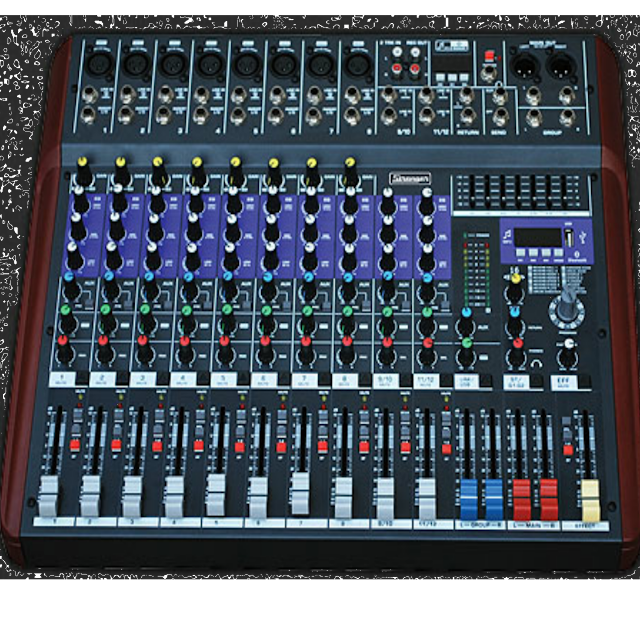 STRANGER SRX 12 MIXER price and specification