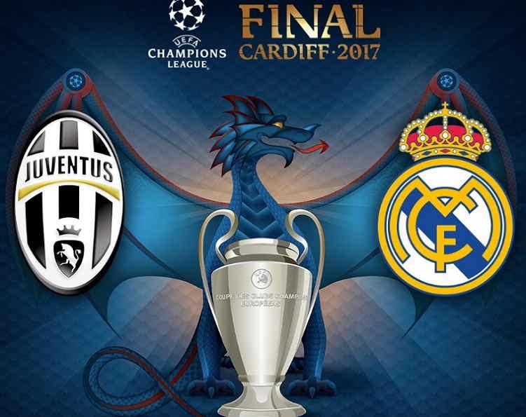 Tempat Streaming Nonton Online Final Liga Champion 2017 Juventus