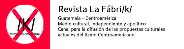 Tarjeta Revista La Fabrik