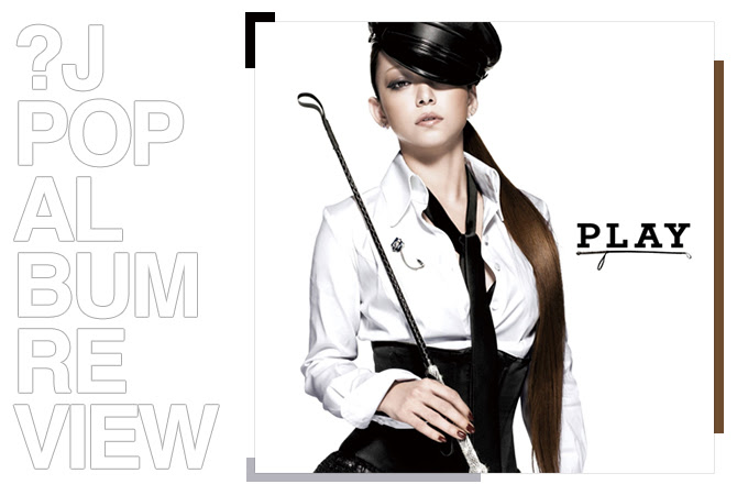 Album review: Namie Amuro - Play | Random J Pop
