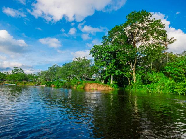 Reserva Cuyabeno Ecuador