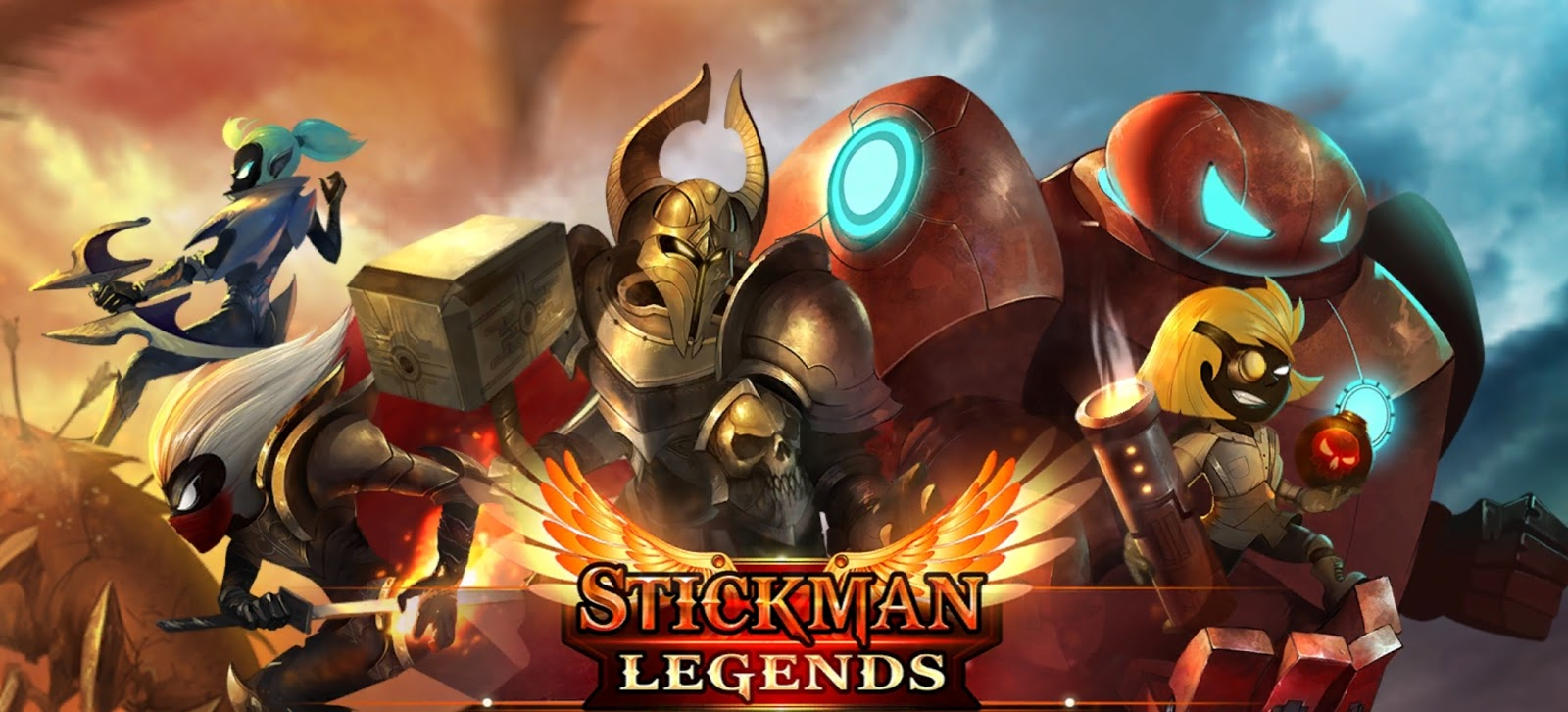 stickman legend : shadow war review, stickman legend review, kabar game terbaru, game rpg offline terbaik, game offline android, game rpg terbaik, info game terbaru, stickman legend gameplay,