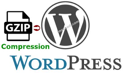 Cara Mengaktifkan Kompresi GZIP WordPress