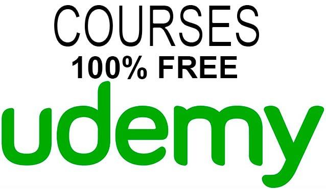 Big share 1000+ Udemy free course link Google Dirver 2021