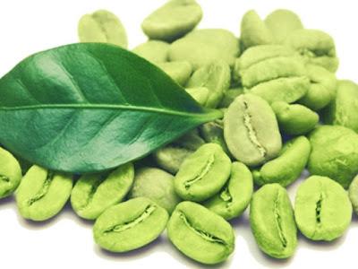 Hạt cà phê xanh Green coffee bean