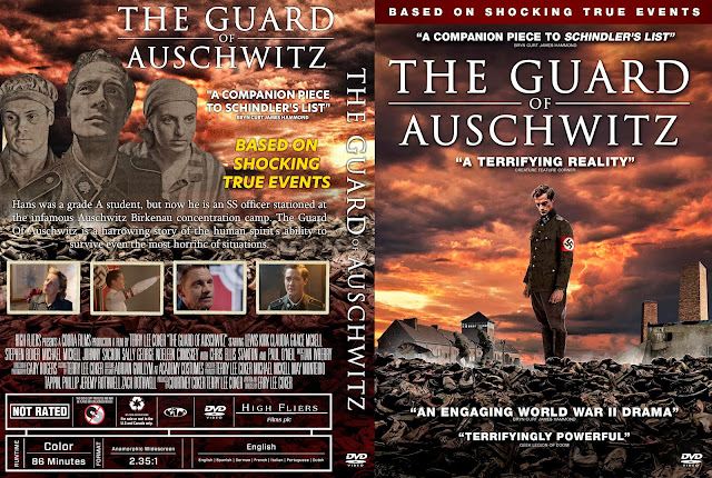 The Guard of Auschwitz DVD Cover