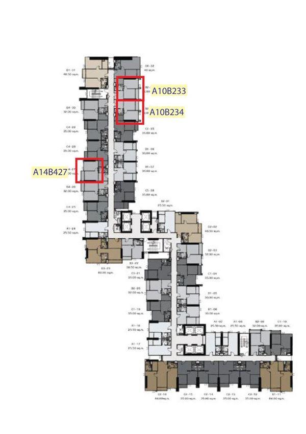 ขาย Life Asoke Hype 1 bedroom เเปลนห้องสวยสุด ตำเเหน่งดีสุด ราคาถูกสุด เพียง3.99 ล้าน ( มีให้เลือก 3 ห้องเท่านั้น)