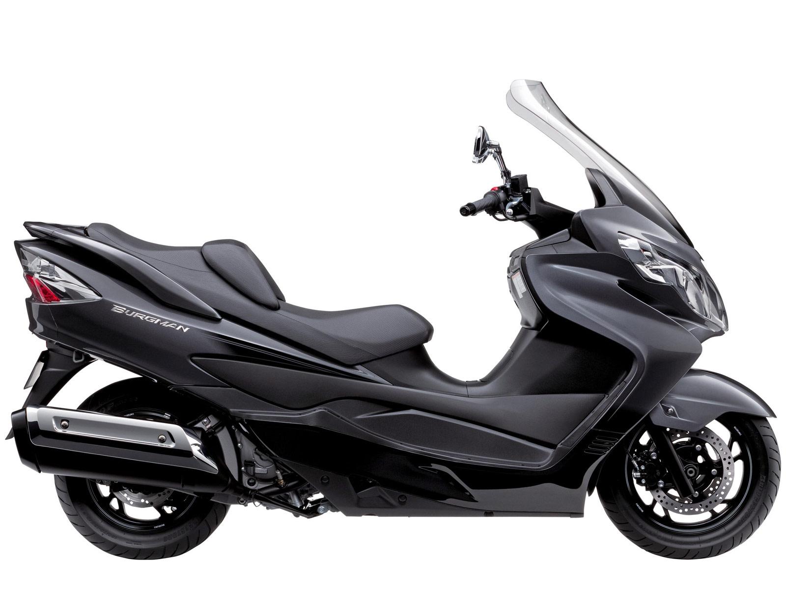 2012 Suzuki Burgman 400 Pictures Uk Specifications