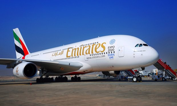 Emirates Airlines launch its flagship flight Emirate Airbus A380 ISB to Dubai