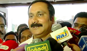 Jayalalithaa Insulting MK Stalin is Much Expected Act Of Jayalalithaa – Anbumani Ramadoss