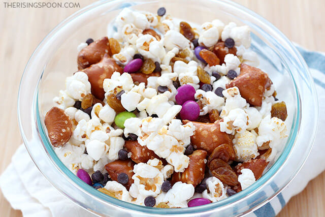 Sweet & Salty Popcorn Snack Mix