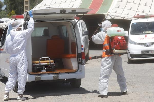 كورونا اليوم بأكادير وسوس ماسة يسجل تراجعا كبيرا في عدد الإصابات 37 حالة فقط..التفاصيل