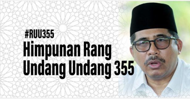 Hambali Abdullah Umno Kelantan Ajak Rakyat Hadir Himpunan Ruu 355