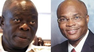 """""""Oshiomhole Has Me In His Assassination List"""" – Imasuagbon Alleges"""