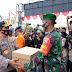 Cek Kesiapan Riau Dalam Tangani Karhutla - Covid - 19 Kabaharkam Polri Pimpin Apel Kesiap Siagaan  Satgas Dan Relawan.
