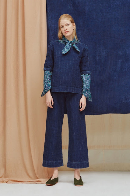 Creatures of Comfort Resort 2016 Look Book