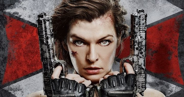 Resident Evil: The Final Chapter nuevo tráiler