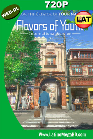 Flavors of Youth (2018) Latino HD WEB-DL 720P ()