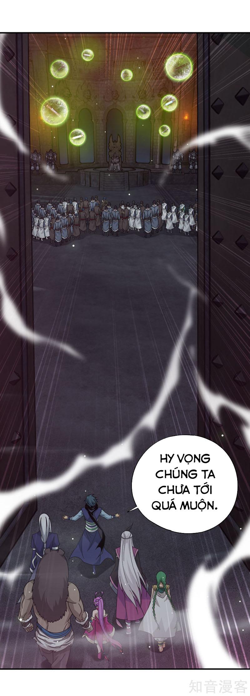 Đấu Phá Thương Khung Chapter 314 - Hamtruyen.vn