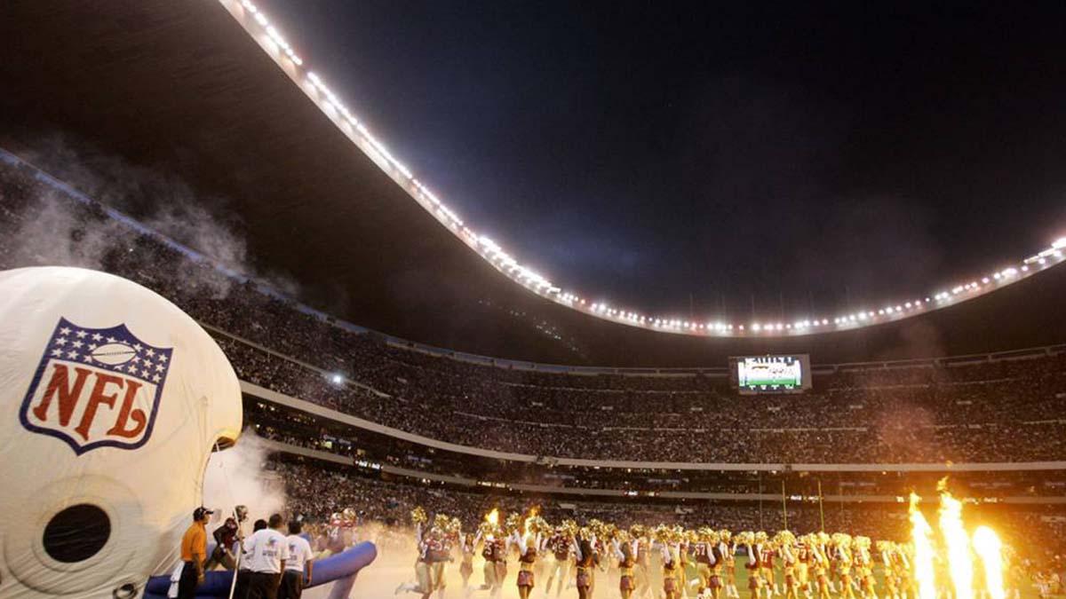 NFL MÉXICO SIN JUEGOS REGRESA 2022 01