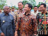 Mendagri Tito Karnavian Gerak Cepat ke Papua