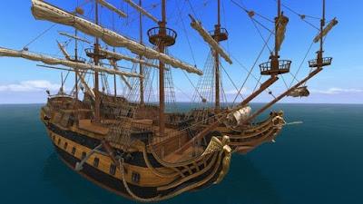 لعبة قراصنة البحر المتمردون : الدم والذهب في البحر الكاريبي