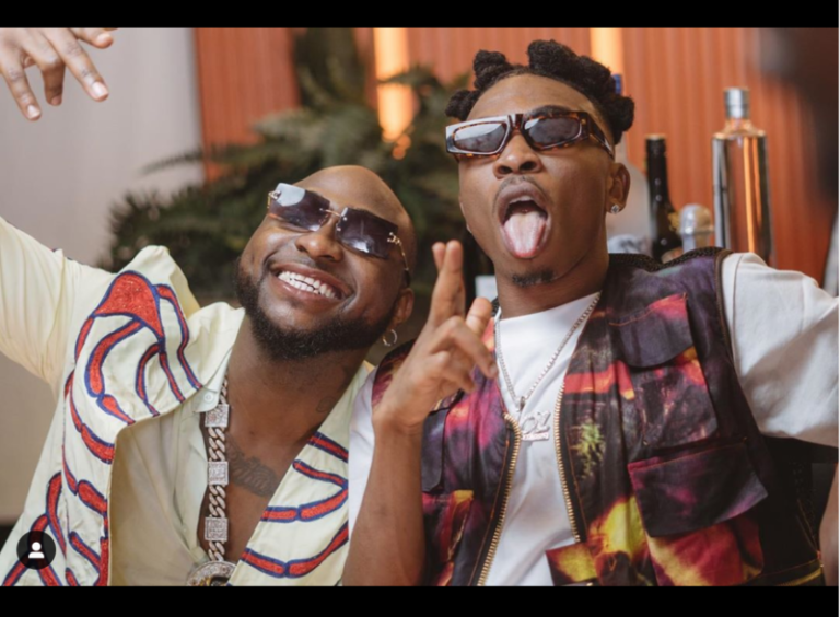 "Mayorkun x Davido – ""Betty Butter Video"" #Arewapublisize"