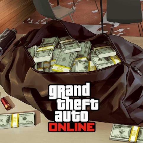 Remporte 1 000 000 GTA$ par mois dans GTA Online sur PS4