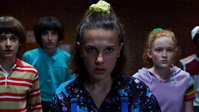 Elenco de Stranger Things se reúne para ler o roteiro da quarta temporada