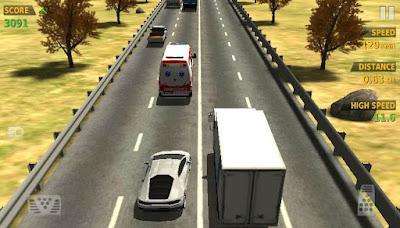 Traffic racer free download