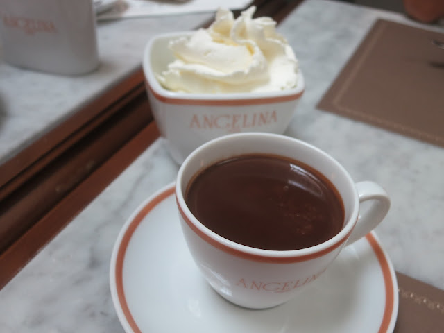 Mini Hot Chocolate
