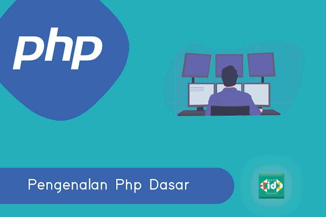 pengenalan php dasar