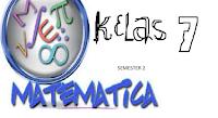 LKS  Matematika Kelas 7 SMP KK13