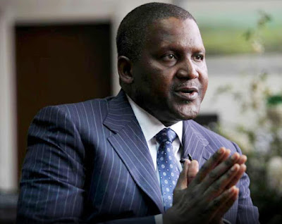 I Didn't Inherit Anything From My Father - Dangote Reveals How He Struggled To Make His Own Money (Video)