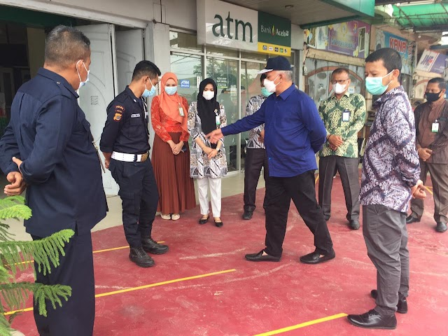 Bank Aceh Syariah Siap Wujudkan Gerakan BEREH Dilingkungan Kantor