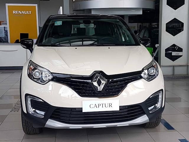 Renault Captur 2017 - Preço