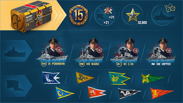 world of warships german carriers