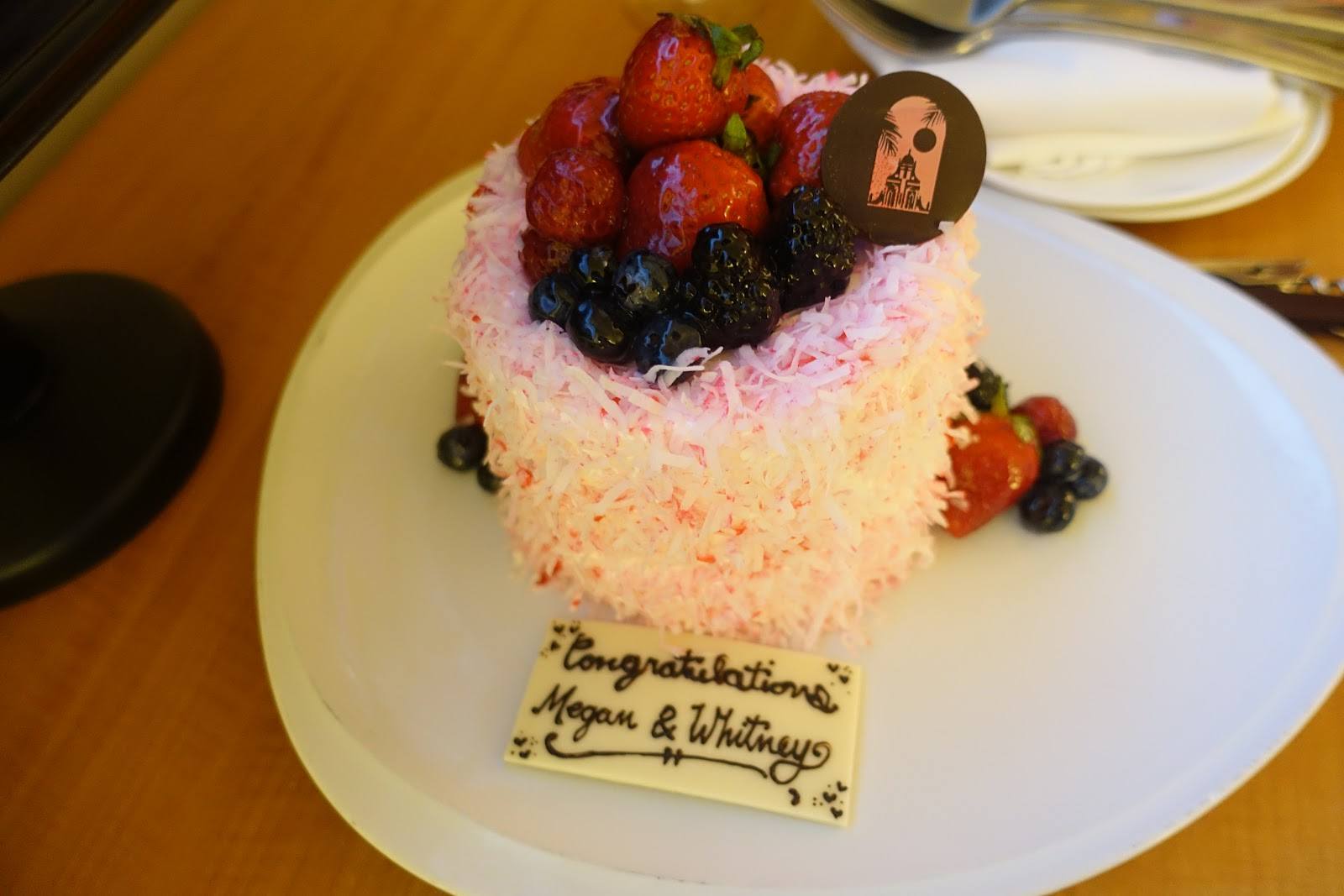 Wegan Travels USA: Hotel Review of The Royal Hawaiian, Oahu, Hawaii ...