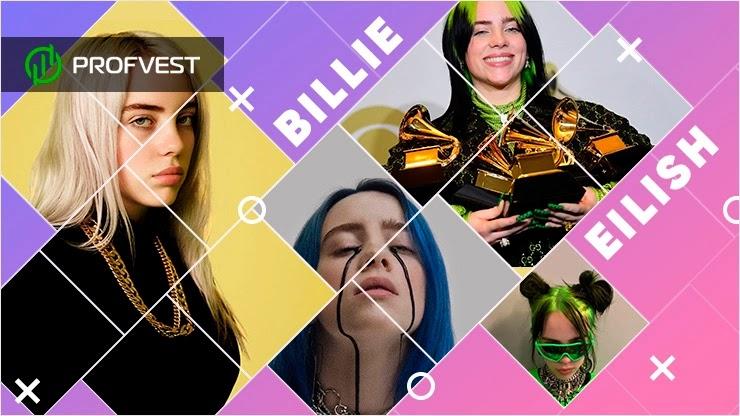 Сколько зарабатывает Billie Eilish