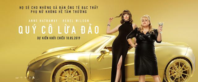 phim Quý Cô Lừa Đảo - The Hustle (2019)