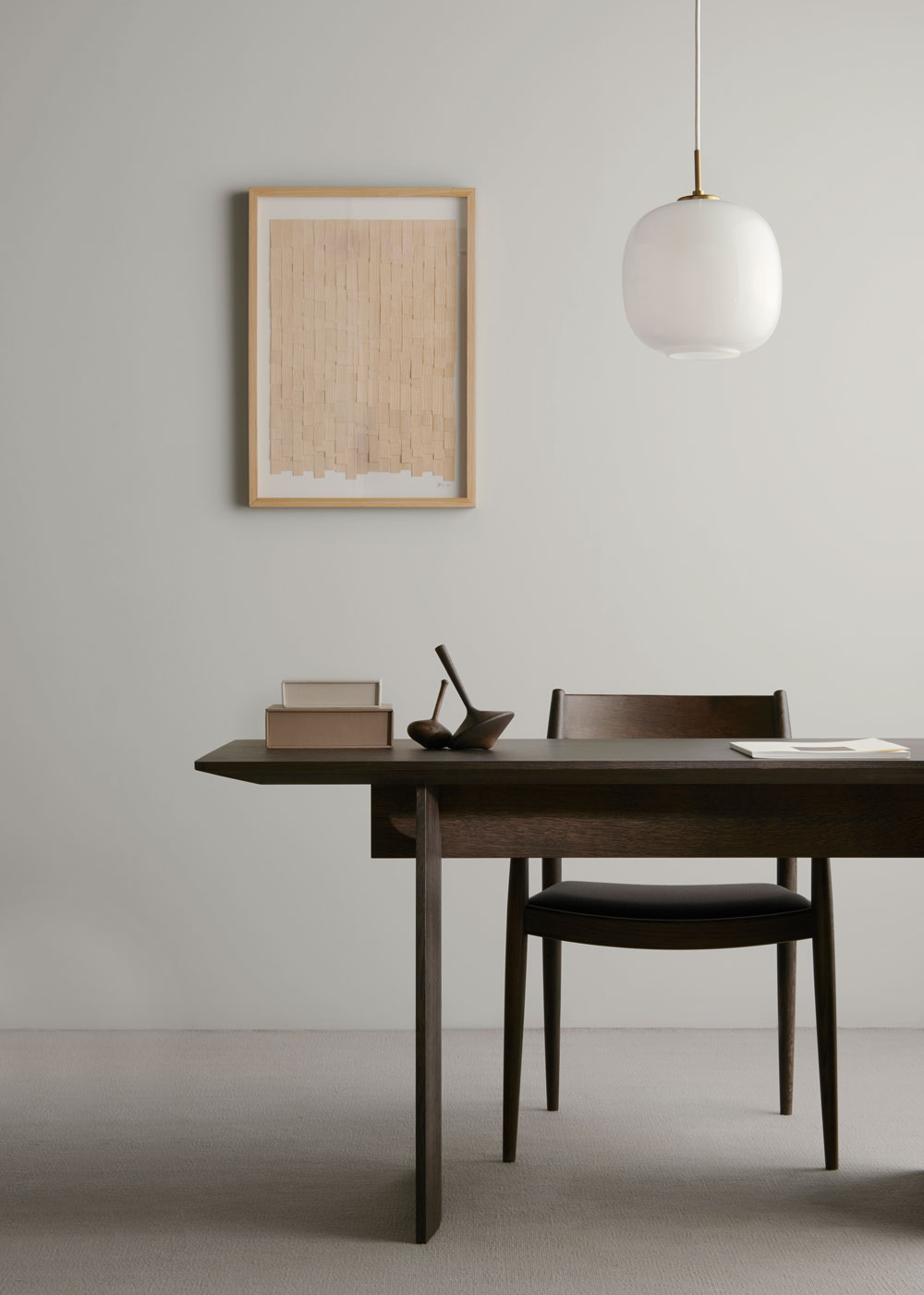 ilaria fatone - minimal esthetics - workspace