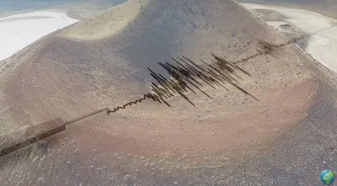 Vulcão capaz de gerar tsunami no litoral da PB e em outros estados do Nordeste entra em alerta de erupção