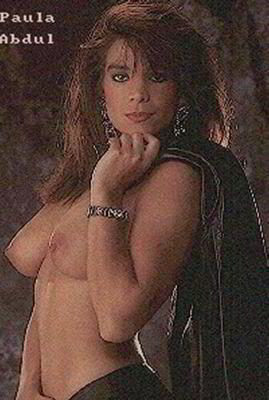 Paula abdul nude blowjob excited