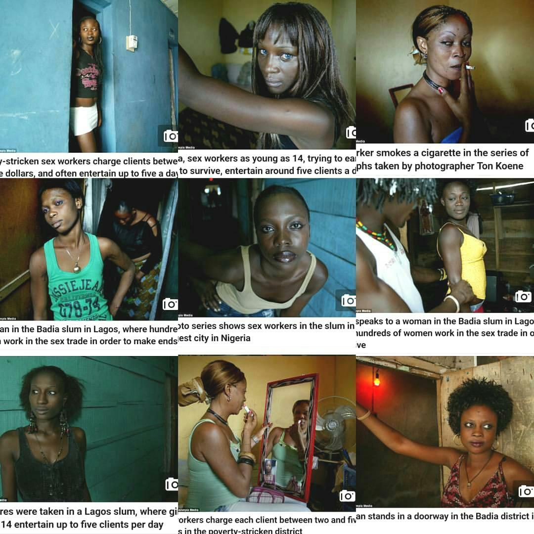 Nigeria sex website