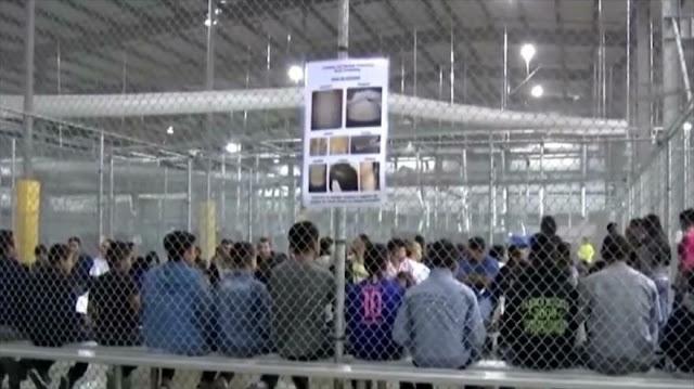 Escándalo en EEUU: niños migrantes reciben trato inhumano