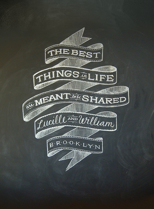 Source Easy Chalkboard Lettering for the Beautiful
