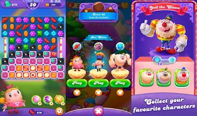لعبة كاندي كراش Candy Crush Friends Saga الاصلية, كاندي كراش Candy Crush Friends Saga مهكرة